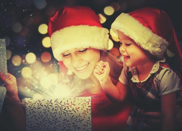 Weihnachtsgeschenke Mama