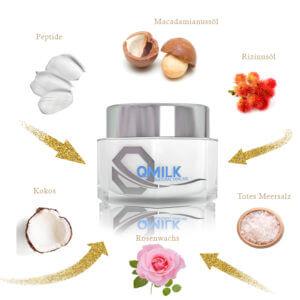 Qmilk skincare