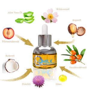 qmilk skin oil