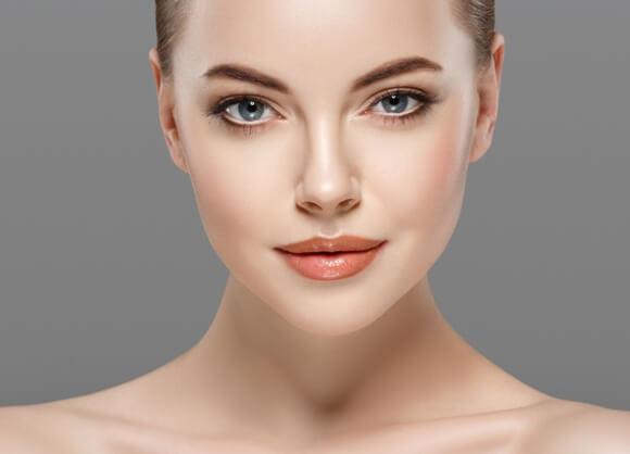 Gesichtscreme mit LSF